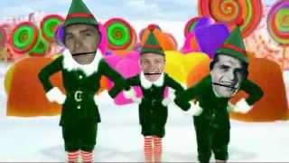 Dancing Don Elves, Classic Christmas Song Thumbnail