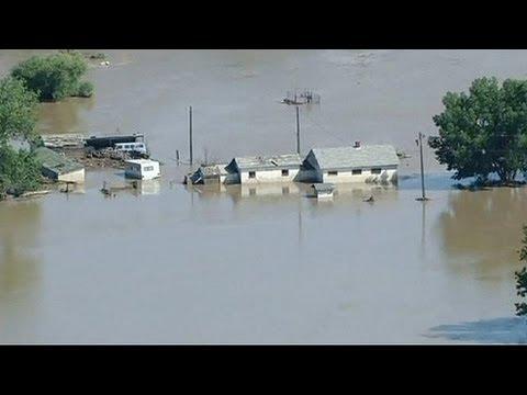 Inondations meurtrières au Colorado