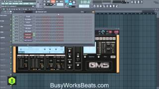 Drake Beat Using ONLY FL Studio 12 Plugins