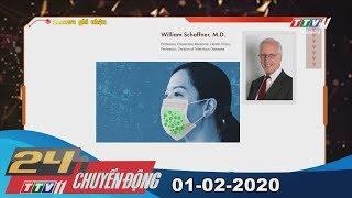 24h Chuyển động 01-02-2020 | Tin tức hôm nay | TayNinhTV