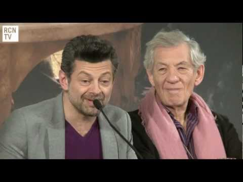 Thumbnail: Andy Serkis Interview - The Voice & Inspiraton for Gollum - The Hobbit An Unexpected Journey