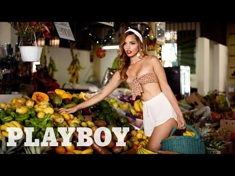 Introducing June 2019 Playmate Yoli Lara