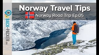 How to travel Norway: 14 Norway Travel Tips (Norway Road Trip Guide Ep.05)