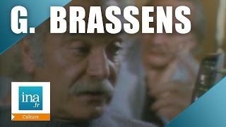 "Georges BRASSENS ""je suis fini je n"