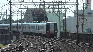 【名鉄電車】2207F マジックミラー未撤去車両 東岡崎入線