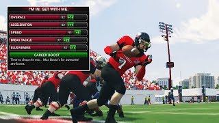 CAREER HIGH GAME!! NCAA 14 ROAD TO GLORY EP. 7