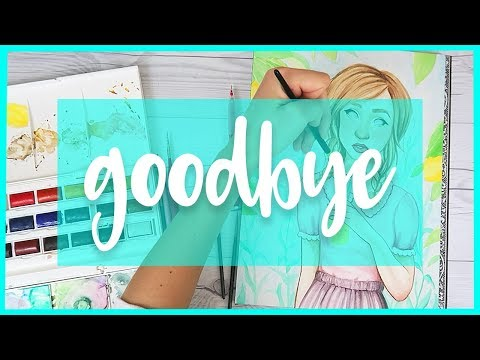 Saying Goodbye to My Art Style...