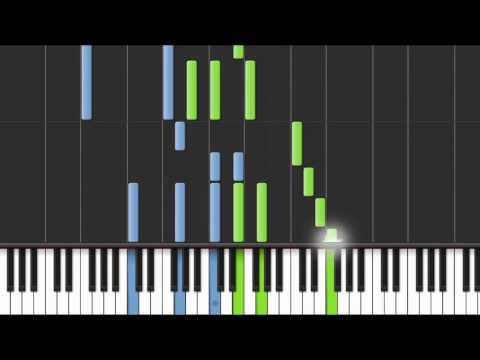 How Long Will I Love You - Ellie Goulding - Best Piano Tutorial