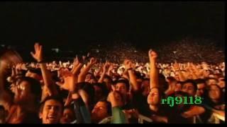 Los Prisioneros - Corazones rojos - Estadio Nacional 2001
