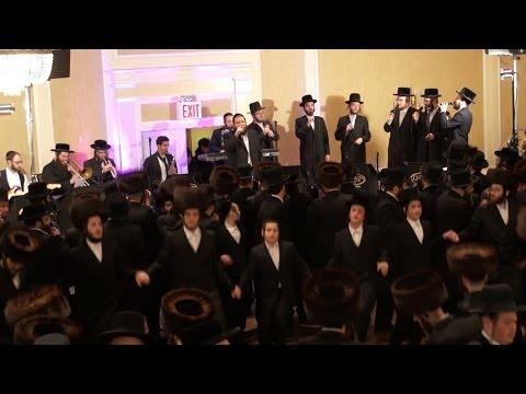 Shea Berko & Yedidim Choir - Hora חתונה חסידית ומקהלת ידידים - הורה