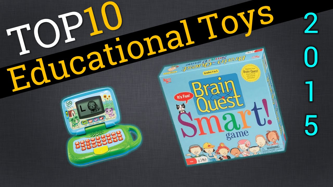 Top 10 Educational Toys : Top educational toys compare the best