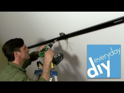 Installing track lighting buildipedia diy youtube installing track lighting buildipedia diy aloadofball Image collections
