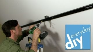 Installing Track Lighting -- Buildipedia DIY