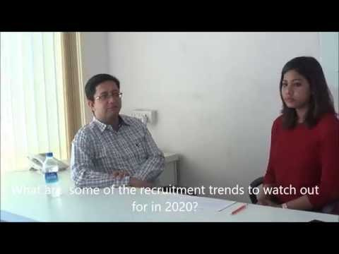 Amit Avasthi, Associate Director HR, HCL Technologies on Emerging Recruitment Trends
