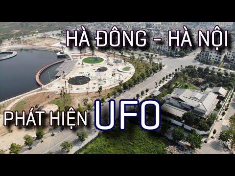 Phát hiện ĐĨA BAY tại Hà Đông – Hà Nội | Công viên Thiên văn học | Khu đô thị Dương Nội | Nam Cường