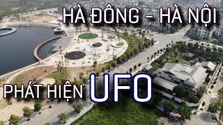Phát hiện ĐĨA BAY tại Hà Đông - Hà Nội   Công viên Thiên văn học   Khu đô thị Dương Nội   Nam Cường