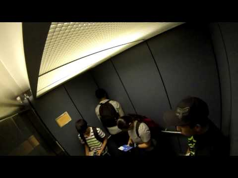 Psychology Observational Research - Elevator