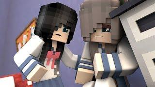 LE ROMPEN EL CORAZÓN A HIKARI💔 🎓Yamato High School #24🎓 Roleplay en Minecraft