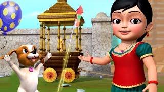 திருவிழா பார்க்கலாம்   Tamil Rhymes for Children   Infobells
