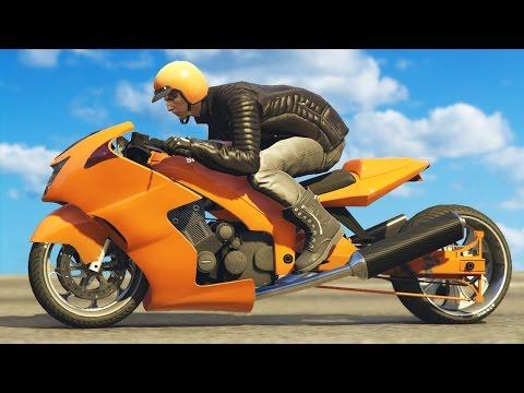 NEW $4,000,000 SPECIAL BIKE! (GTA 5 Online Bikers DLC)