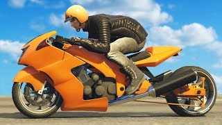 NEW $4,000,000 SPECIAL BIKE! (GTA 5 Online Bikers DLC)