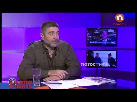 Iurie Roșca despre Curtea Constituțională și Alexandru Tănase