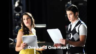 Glee - One Hand One Heart