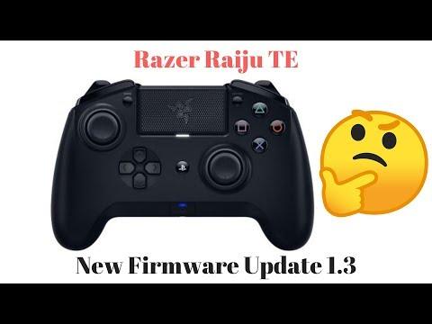 How To Update Firmware On Razer Raiju Tournament Ultimate Youtube Trova una vasta selezione di razer raiju a prezzi vantaggiosi su ebay. how to update firmware on razer raiju