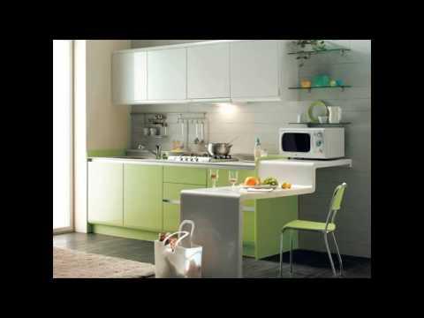 Interior Kitchen Set Minimalis Modern Youtube
