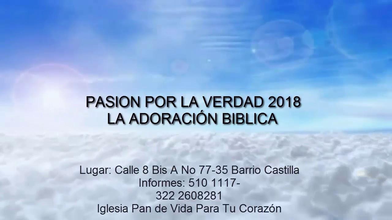 Invitación Pasión por la Verdad 2018