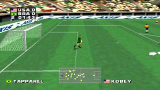 Alexi Lalas International Soccer (1999) - PSX,PSONE,PlayStation