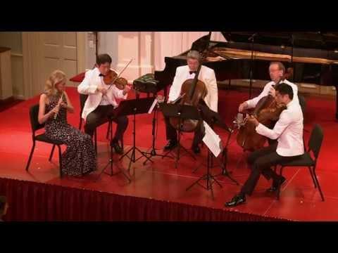 Boccherini - Flute Quintet in G major, G.438