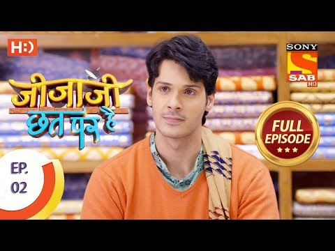 Jijaji Chhat Per Hai - Ep 02 - Full episode - 10th January, 2018 thumbnail