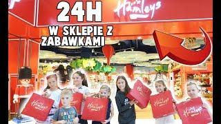 24H W SKLEPIE Z ZABAWKAMI HAMLEYS