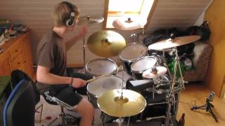 Red Hot Chili Peppers - Subway to Venus Drum Cover [RHCP]