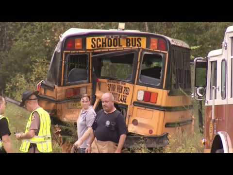 LIVE PKG: Trucker Sentenced to 20 Years for Bradford County Bus Crash
