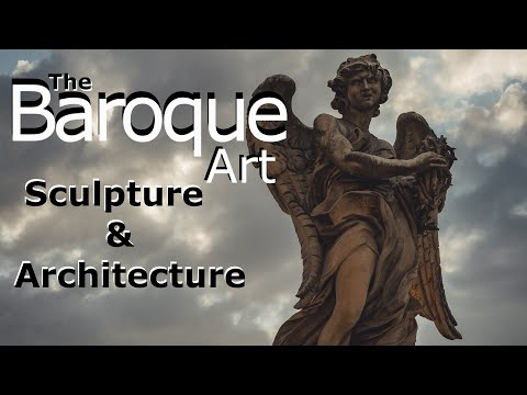 characteristics-of-baroque-art- -sculpture-and-architecture