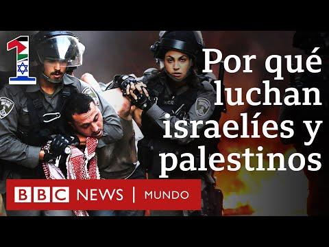 Cómo Empezó El Conflicto Entre Israelíes Y Palestinos | BBC Mundo