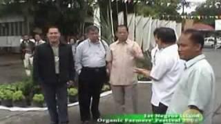 Organic na Negros Organic Farming Negros Island Philippines