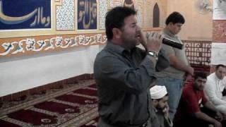 Hafiz Remzi Er Irak  Da Ezan Okuyor