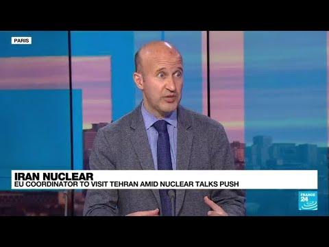 Iran nuclear: EU