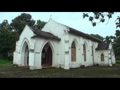 The English Church of Thalassery