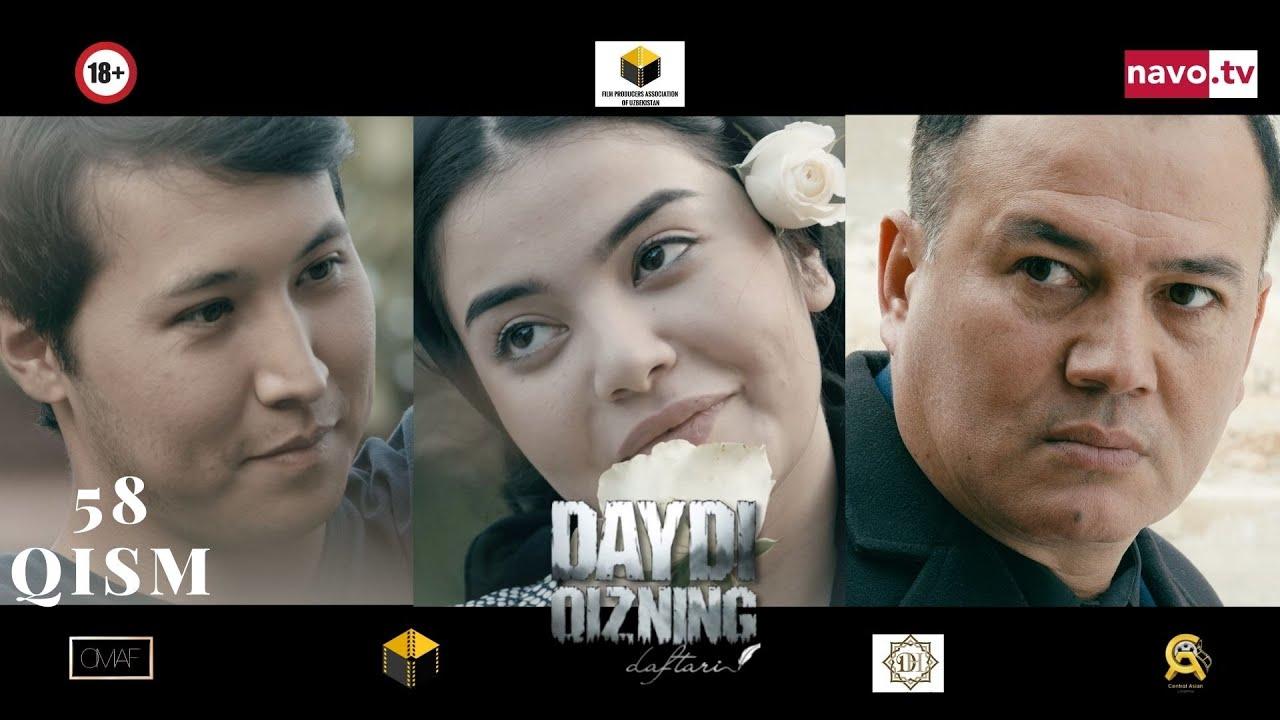 Download Daydi qizning daftari (o'zbek serial) 58-qism | Дайди қизнинг дафтари (Ўзбек сериал) 58-қисм