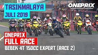 Full Race 4T 150 CC Expert - Race #2 || One Prix Indonesia Motorprix Championship (14/7/2019)