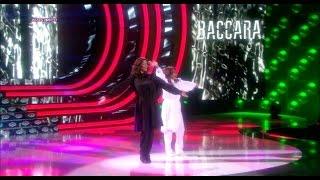 Lolita y Shaila Dúrcal imitan a Baccara en