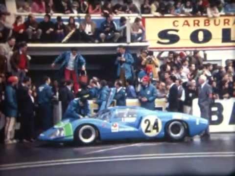 24 Heures du Mans 1968