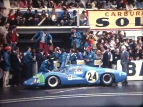 24 heures du mans 1968 youtube. Black Bedroom Furniture Sets. Home Design Ideas