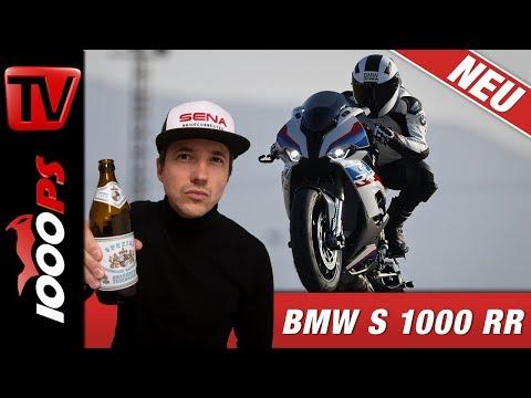 BMW S 1000 RR 2019 - Alle technischen Daten - Vorstellung NastyNils in Deutsch- EICMA
