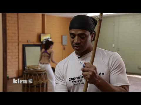 Web Extra: What is a Berimbau? Capoeira Luanda talks music