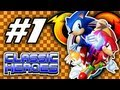 Let's Play Sonic Classic Heroes Episode 1: Sanic, Blails, & Nipples In...